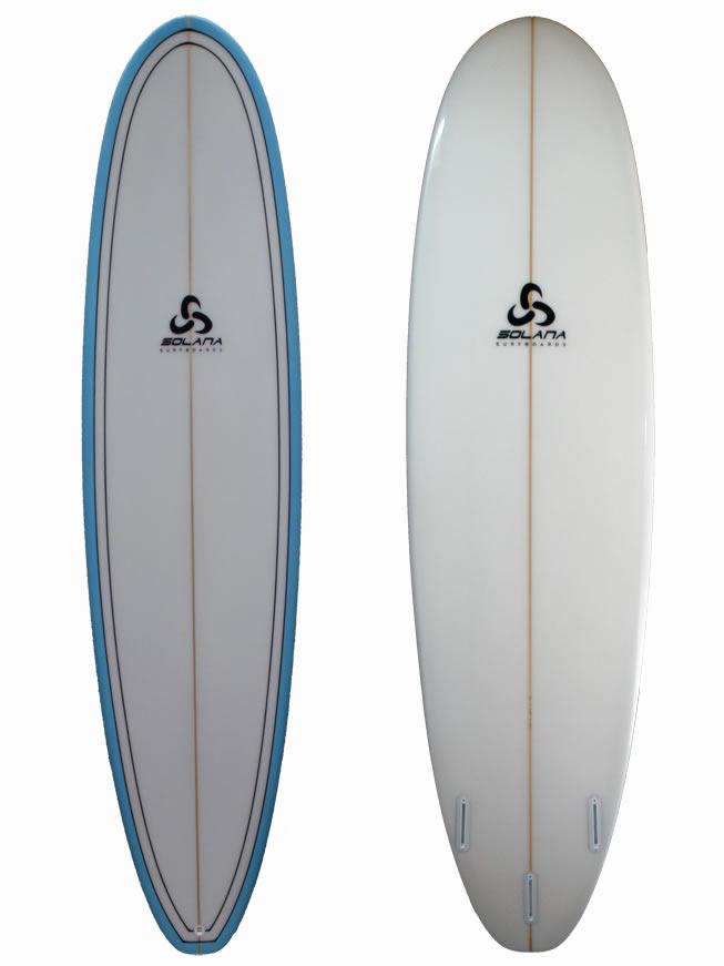 Funboard hybrid surfboards solana surfboards for Hybrid fish surfboard